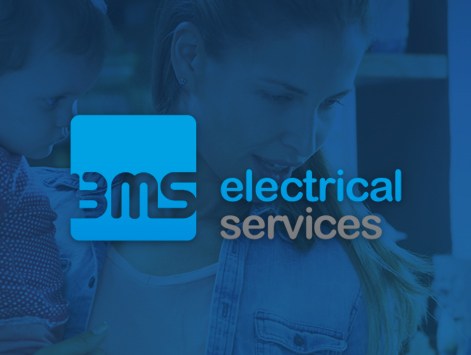Website developed for BMS Electrical Adelaide