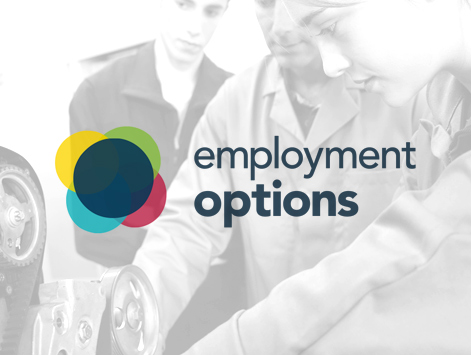 Work done for Employment Options Adelaide