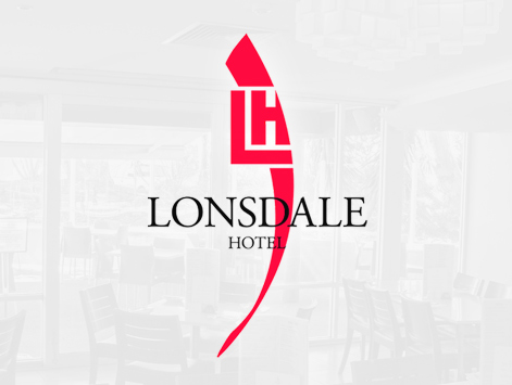 Website created for Lonsdale Hotel Adelaide