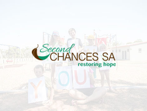 Website created for Second Chances SA